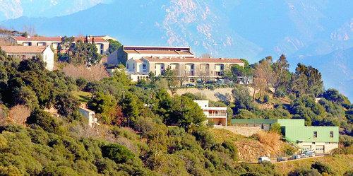L'hôpital de Castelluccio