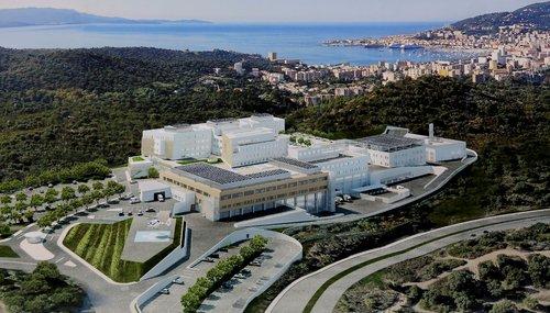 Hôpital de la Miséricorde - Ajaccio